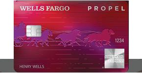 Wells Fargo Propel American Express Card